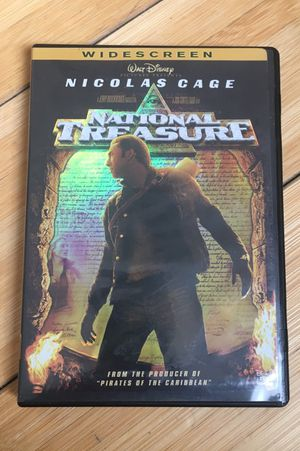 National Treasure DVD for Sale in Baltimore, MD