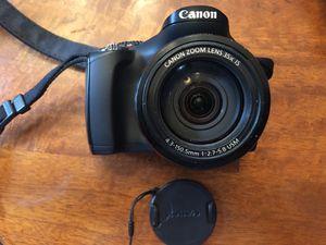 Canon PowerShot SX40 HS 12.1 MP 35X digital camera for Sale in Santa Clarita, CA