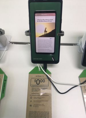 LG Stylo 5 for Sale in Williamston, NC