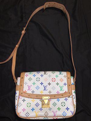 Louis Vuitton multicolor designer bag for Sale in Seven Hills, OH