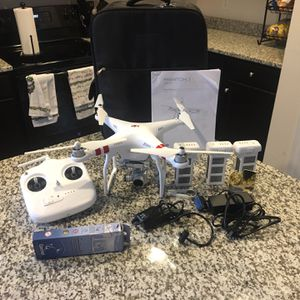 Standard DJI Phantom 3 With Release System for Sale in Charleston, SC