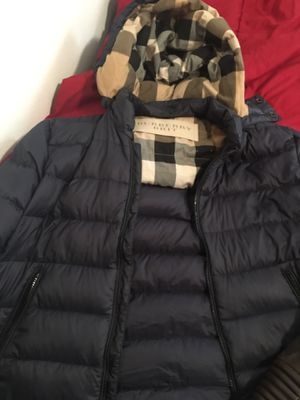 Burberry XL coat for Sale in Milwaukee, WI