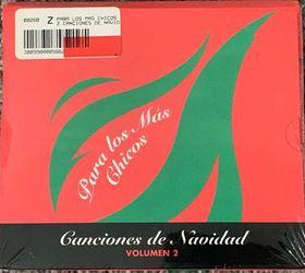 "New Sealed Holiday Christmas Songs ""Canciones De Navidad Volumen 2."" CD for Sale in Chapel Hill,  NC"