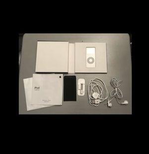 Apple iPod Nano 1st Generation White for Sale in Elk Grove Village, IL