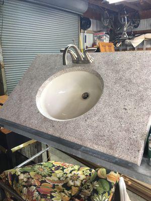 Granite vanity top for Sale in Sunbury, OH