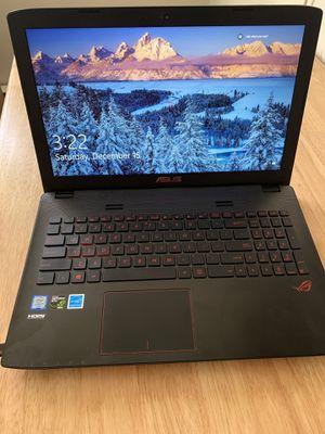 Asus ROG gaming laptop for Sale in Nashville, TN