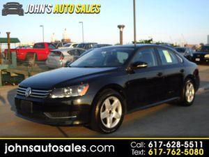 2012 Volkswagen Passat for Sale in Somerville, MA