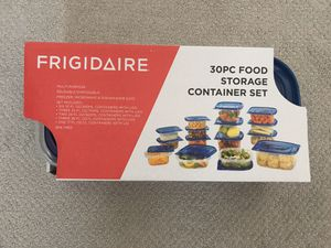 30 piece storage container set. Brand New. for Sale in Fuquay-Varina, NC