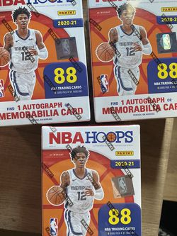 NBA Hoops Blaster Boxes for Sale in Marysville,  WA