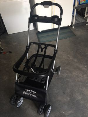 Baby Trend Snap N Go Stroller for Sale in Port St. Lucie, FL