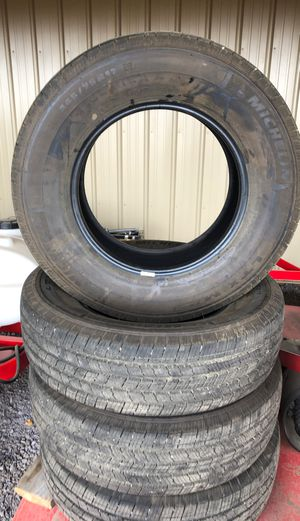 Jeep JL Tires Brand New for Sale in Powell Butte, OR