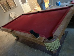 Pool table for Sale in Fontana, CA