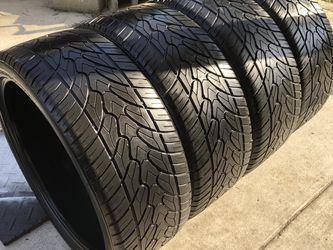 4 > 295-35-24 Lexani LX Tires for Sale in Nashville,  TN