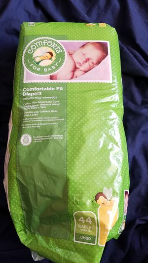 About 30 size 1 diapers for Sale in OH, US