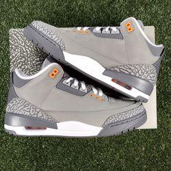 Jordan 3 Cool Grey Size 9.5 for Sale in Elk Grove,  CA