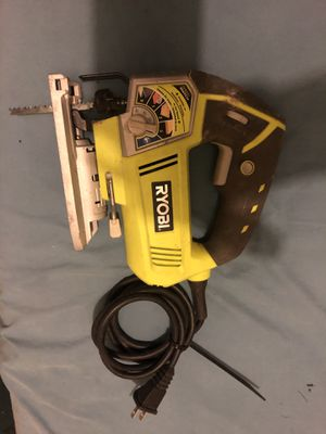 Brand New corded Ryobi 6.1 Amp Variable Speed Orbital Jigsaw w/ Speed Match for Sale in Columbus, OH