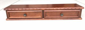 Jewelry Box, 2 Drawer Cabinet, Storage Box, Brand New for Sale in West Columbia, SC