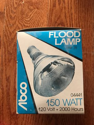 Floor lamp bulb for Sale in Maumelle, AR