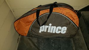 PRINCE Tennis Racket Case for Sale in Raleigh, NC
