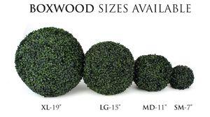 Artificial Boxwood Topiary Balls for Sale in Santa Ana, CA