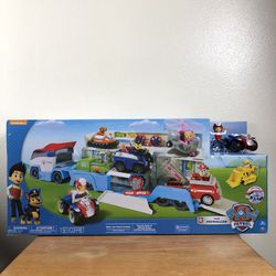 NIB PAW Patrol PAW Patroller Rescue & Transport Vehicle Ryder ATV Rescuers for Sale in West Linn,  OR