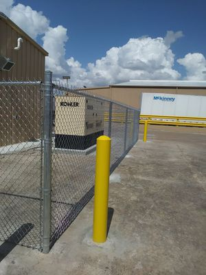 Chain link fence cheaper 15 a ft. Commercial for Sale in Houston, TX