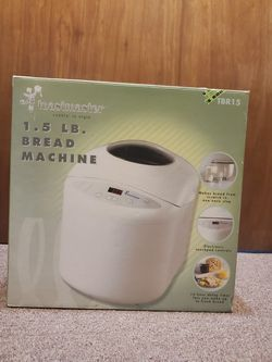 Toastmaster 1.5 lb bread machine for Sale in Parma,  OH