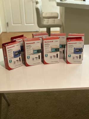 "8 Honeywell ""A"" Humidifier Filters for Sale in Los Angeles, CA"