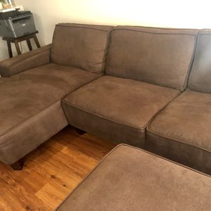 Costco Sectional - Good Condition for Sale in Washington, DC