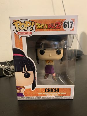 DBZ Funko Pop Chichi - New for Sale in Chandler, AZ