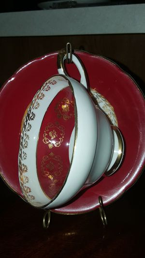 Sutherland HM Bone China Teacup for Sale in Detroit, MI