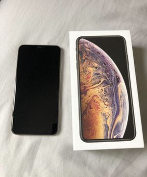 iPhone XS MAX 256GB for Sale in Glendale, CA