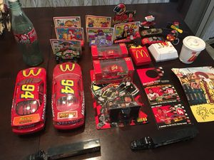 McDonalds NASCAR 94 Collectibles & Rare Toys for Sale in Kissimmee, FL