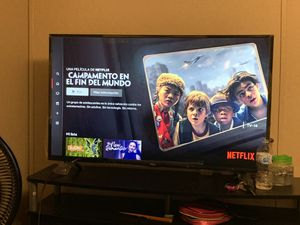 Tcl roku tv for Sale in Spartanburg, SC