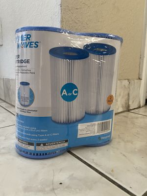 Summer Waves Type A/C pool filter for Sale in Los Angeles, CA