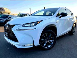 2017 LEXUS NX 200T for Sale in Moreno Valley, CA