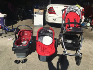 UPPAbaby whole set for Sale in Tacoma, WA