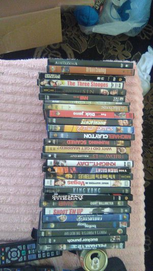 DVDs alot of them for Sale in Martinsburg, WV