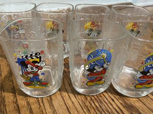 Collectible Mc Donald's- Walt Disney 2000- glasses for Sale in Livingston, NJ