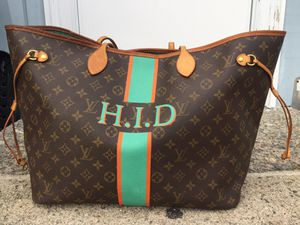 Shoulder bag Louis Vuitton neverfull GM for Sale in Malden, MA