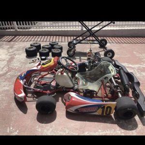 2012 TECNO Racing Kart for Sale in Miami, FL