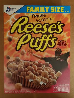 Travis Scott's Reese's Puffs for Sale in Long Beach, CA