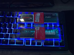 DDR4 hyperx Fury's, 8gb, 3000mh. Brand new never used with packaging for Sale in Navarre, FL