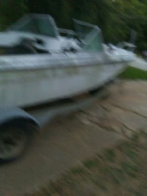 Boat And Trailer for Sale in Decatur, GA