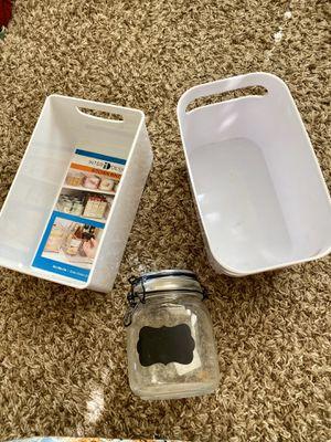Kitchen Storage Bundle for Sale in Sierra Vista, AZ