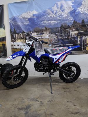 125cc MX1. CA Green Sticker. 4 speed 55 MPH. On sale at turbopowersports for Sale in Corona, CA