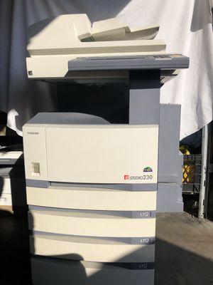 Toshiba E-Studio 230 Copier for Sale in Santa Ana, CA