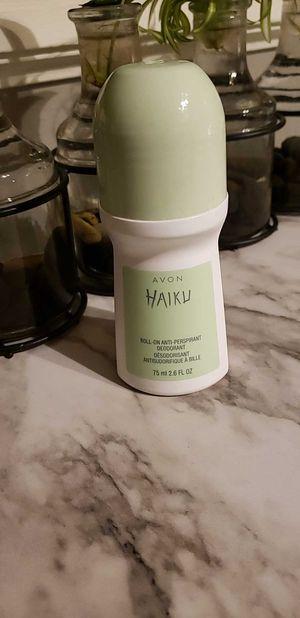 Avon Haiku Deodorant for Sale in Peoria, IL