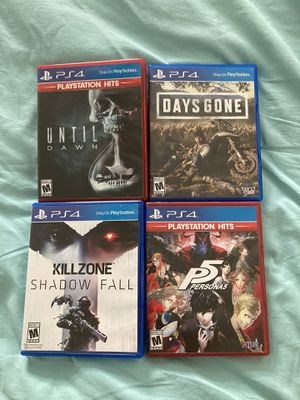 Playstation 4 Games for Sale in St. Petersburg, FL