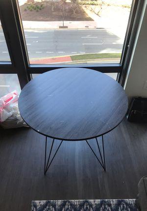 Round Table- Mid Century Modern for Sale in Arlington, VA